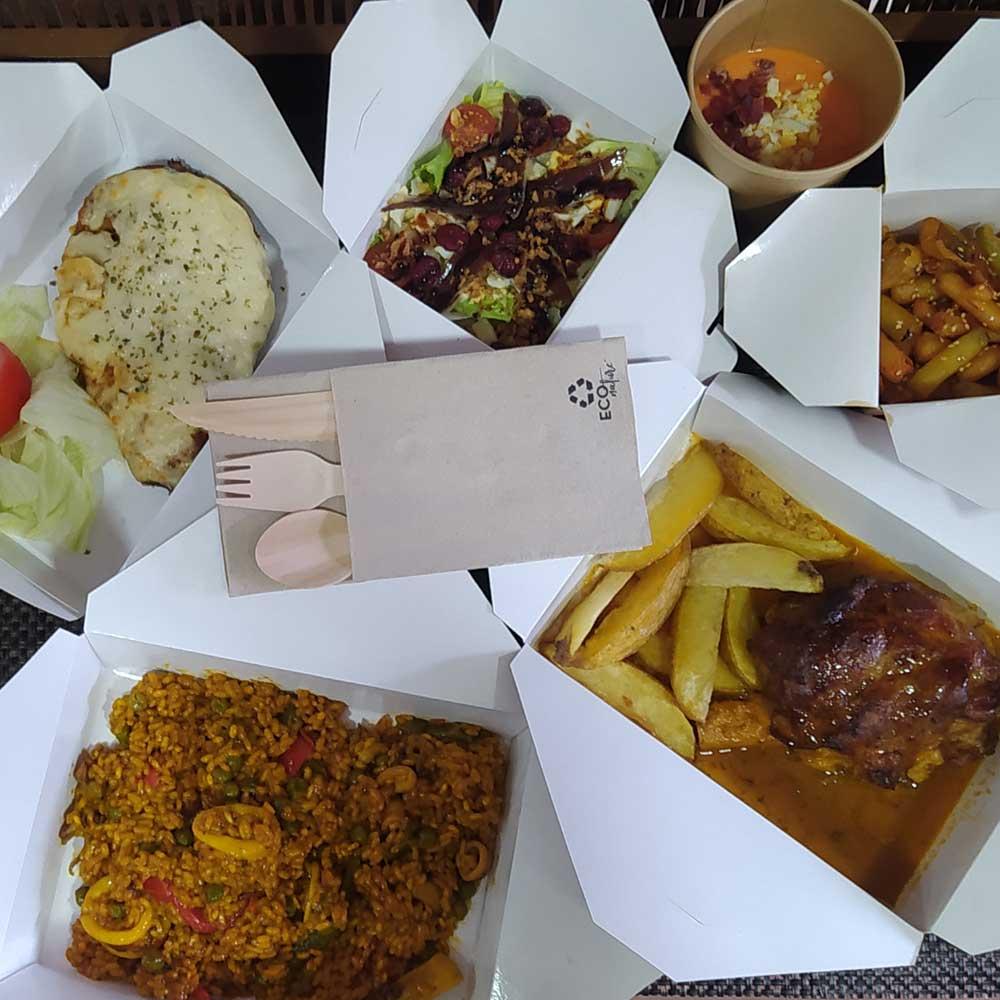 Restaurante El Çigro Comidas